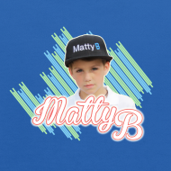 Design ~ MattyB Stripe Kids Hoodie