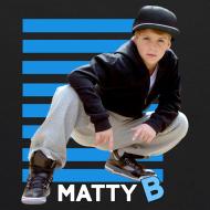 Design ~ MattyB Bar Kids Hoodie