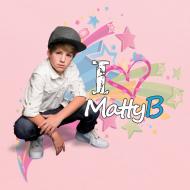 Design ~ MattyB Stars & Hearts Kids Hoodie