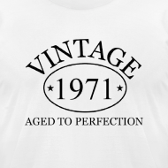 Design ~ Vintage 1971 aged to perfection