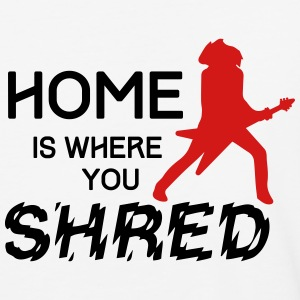 Home is where you shred T-Shirts - Baseball T-Shirt