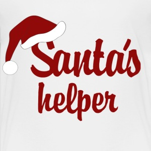 Santas Helper - Kids' Premium T-Shirt