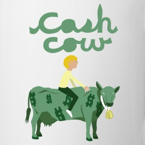 cash cow Mugs & Drinkware - Coffee/Tea Mug