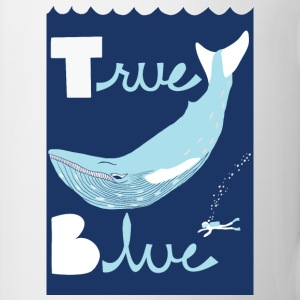 true blue Mugs & Drinkware - Coffee/Tea Mug