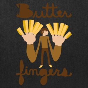 butter fingers Bags & backpacks - Tote Bag