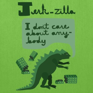 jerkzilla Bags & backpacks - Tote Bag