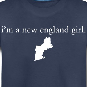 New England Girl Girls Apparel Clothing Pride T-S Baby & Toddler Shirts - Toddler Premium T-Shirt