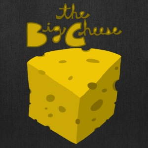 the big cheese Bags & backpacks - Tote Bag