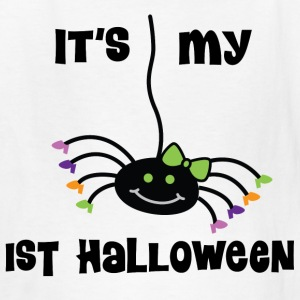 Cute 1st Halloween Girls Kids' Shirts - Kids' T-Shirt