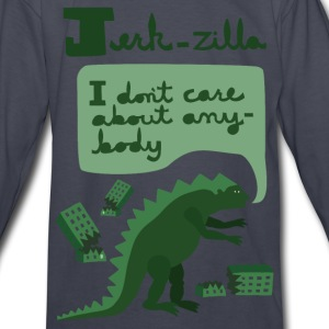jerkzilla Kids' Shirts - Kids' Long Sleeve T-Shirt