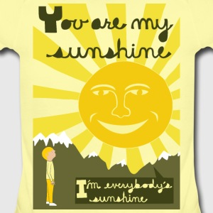 you are my sunshine Baby & Toddler Shirts - Short Sleeve Baby Bodysuit