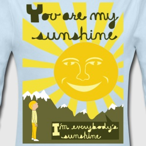 you are my sunshine Baby & Toddler Shirts - Long Sleeve Baby Bodysuit