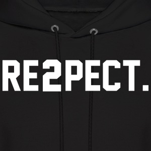 RE2PECT Shirt Hoodies - Men's Hoodie