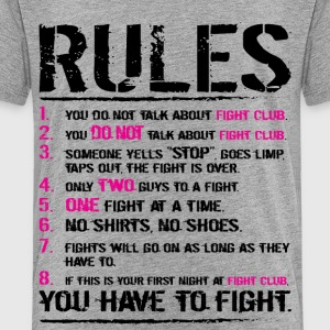 The Rules Kids' Shirts - Kids' Premium T-Shirt