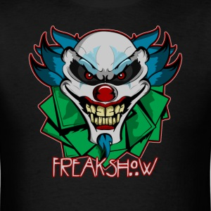 Evil Clown FreakShow T-Shirts - Men's T-Shirt