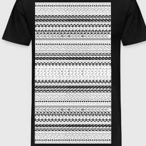 inverted tribalw T-Shirts - Men's Premium T-Shirt