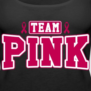 Team Pink Tanks - Women's Premium Tank Top