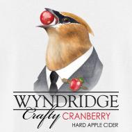 Design ~ Wyndridge Crafty Cranberry Cider - Men's White T