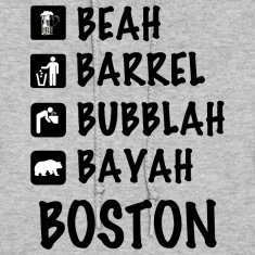 Funny Cute Boston Accent Dialect T-Shirt Shirts T Hoodies