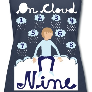 on cloud nine Tanks - Women's Premium Tank Top