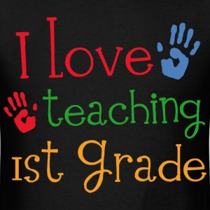 1st Grade Teacher Cute T-Shirts - Men's T-Shirt