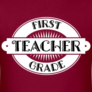 First Grade Teacher Gift T-Shirts - Men's T-Shirt