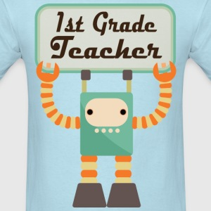 1st Grade Teacher Funny T-Shirts - Men's T-Shirt