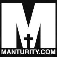 Design ~ Manturity Logo Tee