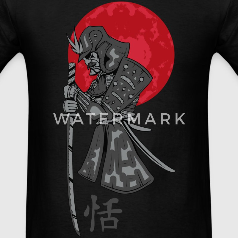 new samurai men t shirt - Men's T-Shirt