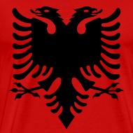 Design ~ flag of albania T-Shirts