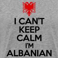 Design ~ i'm albanian T-Shirts