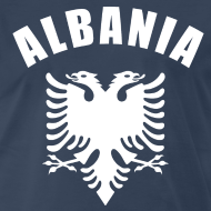 Design ~ albania coat of arms T-Shirts