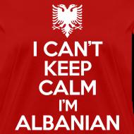 Design ~ i'm albanian Women's T-Shirts