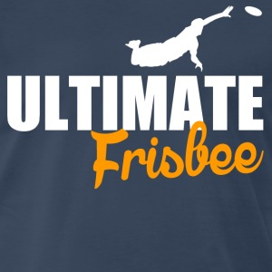 ultimate frisbee T-Shirts - Men's Premium T-Shirt