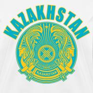 Design ~ kazakhstan coat of arms Women's T-Shirts