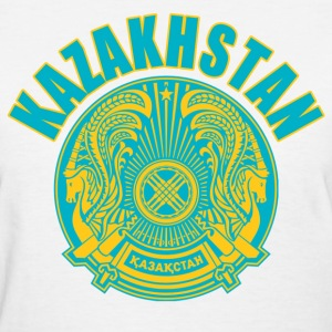 kazakhstan coat of arms Women's T-Shirts - Women's T-Shirt