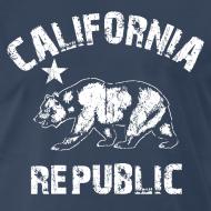 Design ~ california republic T-Shirts