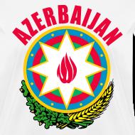 Design ~ Azerbaijan coat of arms Women's T-Shirts