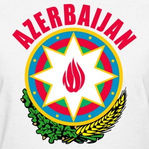 Azerbaijan coat of arms Women's T-Shirts - Women's T-Shirt