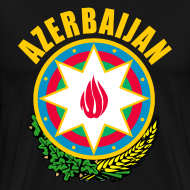 Design ~ Azerbaijan coat of arms T-Shirts