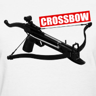 Design ~ crossbow Women's T-Shirts