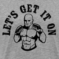 Design ~ lets get it on T-Shirts