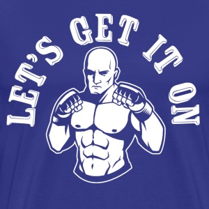 lets get it on T-Shirts - Men's Premium T-Shirt
