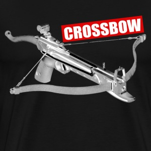 crossbow T-Shirts - Men's Premium T-Shirt