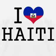 Design ~ i love haiti Women's T-Shirts