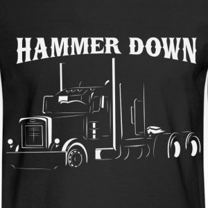 Hammer Down Long Sleeve Shirts - Men's Long Sleeve T-Shirt
