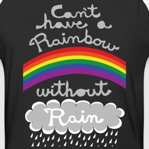 cant have a rainbow without rain T-Shirts - Baseball T-Shirt