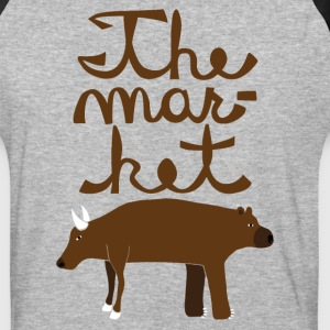 the market T-Shirts - Baseball T-Shirt