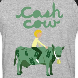 cash cow T-Shirts - Baseball T-Shirt