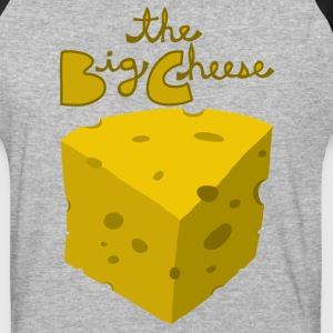 the big cheese T-Shirts - Baseball T-Shirt